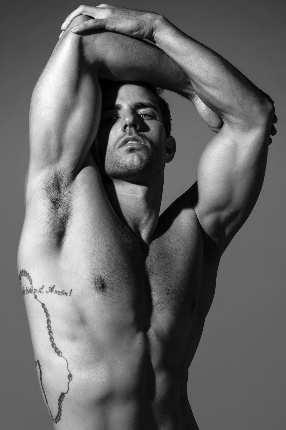 Hugo Tenorio by Wong Sim for Brazilian Male Model_002