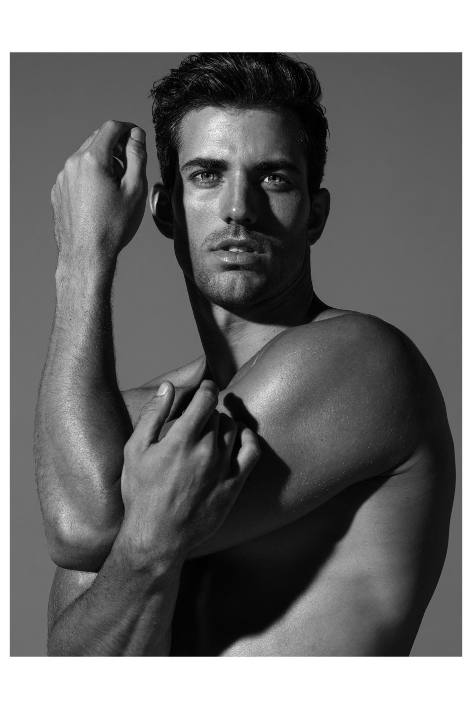 Hugo Tenorio by Wong Sim for Brazilian Male Model_003