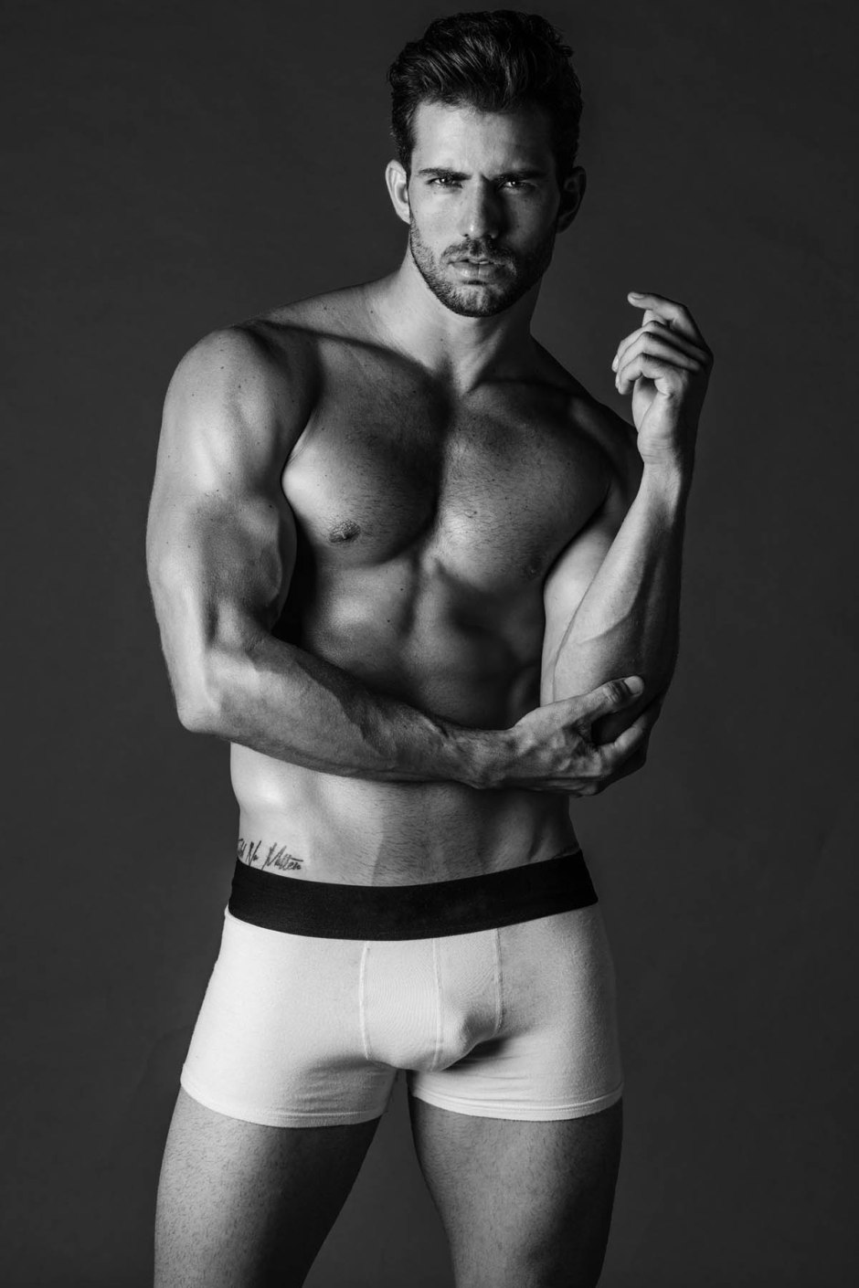 Hugo Tenorio by Wong Sim for Brazilian Male Model_004
