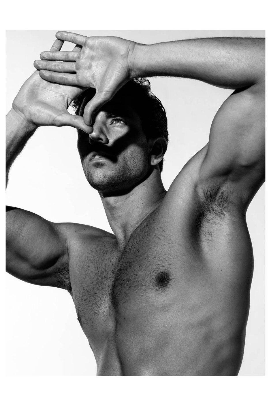 Hugo Tenorio by Wong Sim for Brazilian Male Model_005