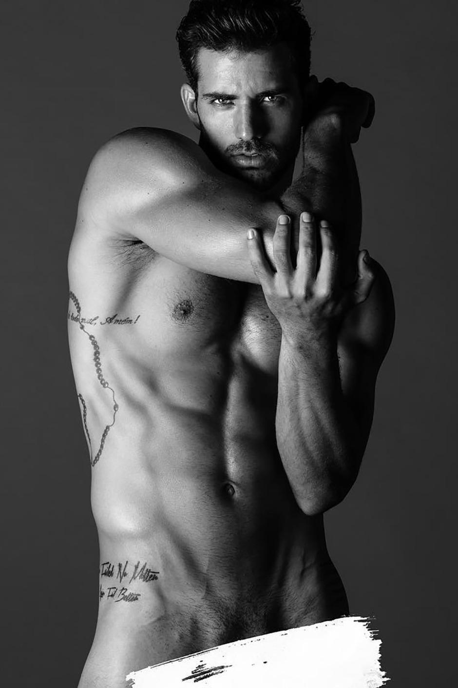 Hugo Tenorio by Wong Sim for Brazilian Male Model_008