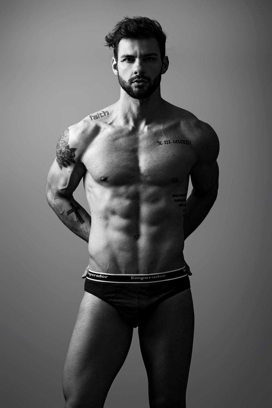 Victor Dos Santos by Ronaldo Gutierrez for Brazilian Male Model_009