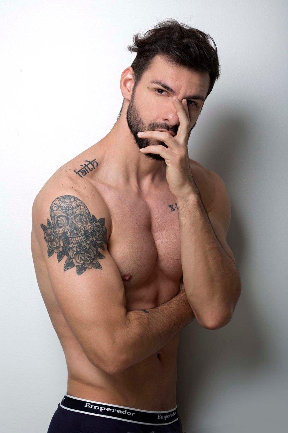 Victor Dos Santos by Ronaldo Gutierrez for Brazilian Male Model_013