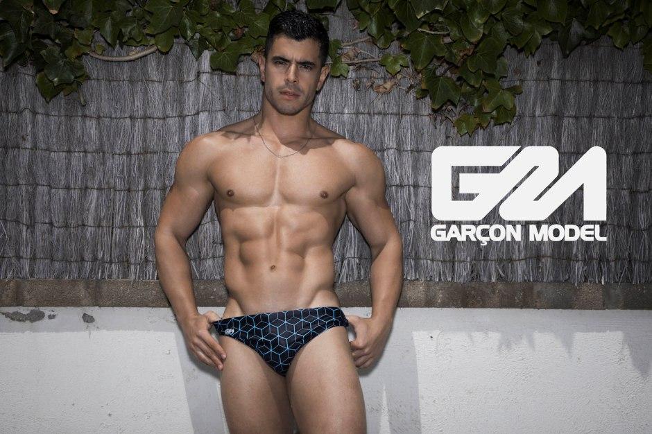 Garçon Model Quantum Swimwear Collection 2
