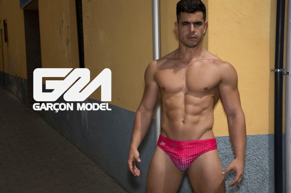 Garçon Model Quantum Swimwear Collection 4