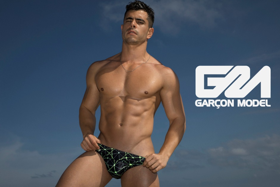 Garçon Model Quantum Swimwear Collection 6