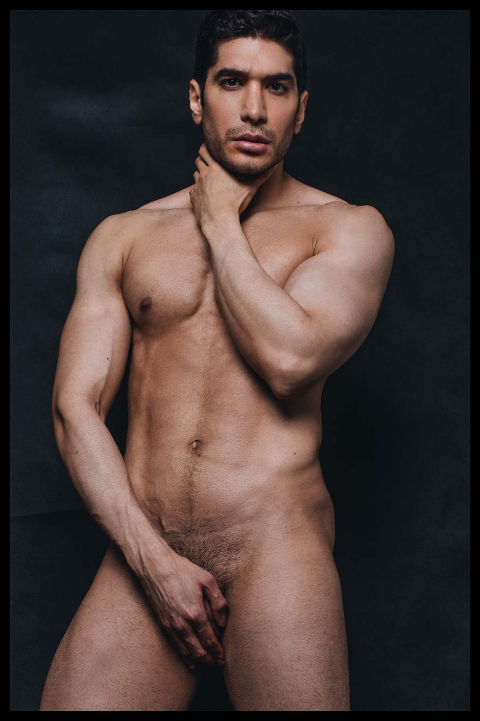 Felipe Abud by Olavo Martins for Brazilian Male Model_0013