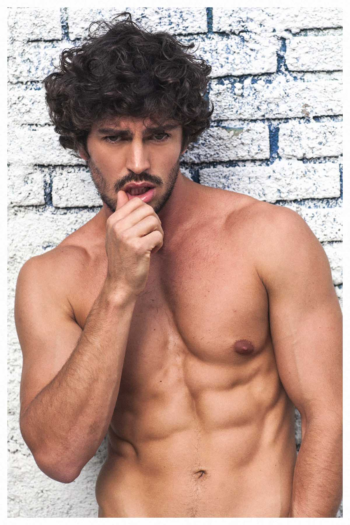 Brazil erotic male photography